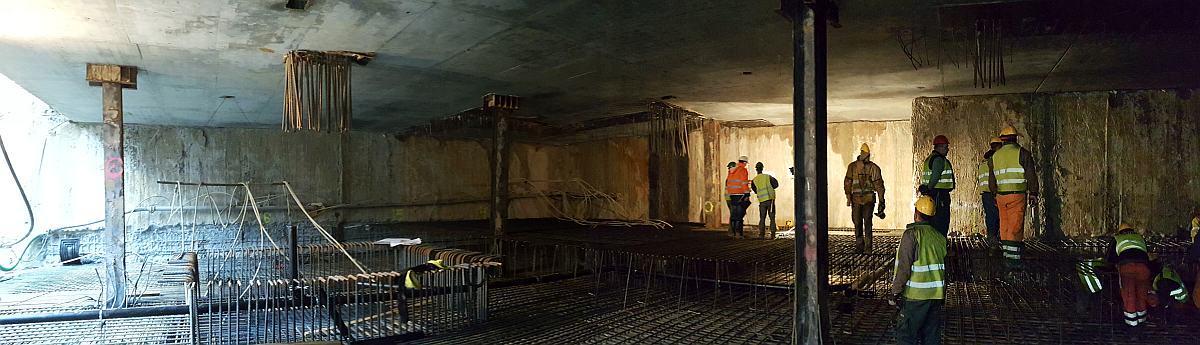 Realizacja projektu budowlanego za pomocą metody podstropowej. Biuro projektowe Warszawa.